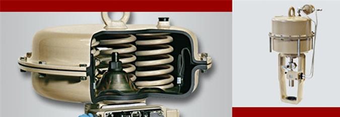 -2780型·气动执行器